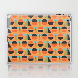 Modern Century Geometric Dessert Cactus 3 Laptop & iPad Skin