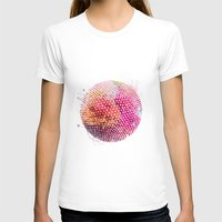 dots T-shirts featuring Dots by Dnzsea