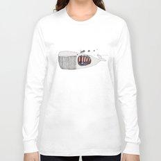 I valfiskens mage Long Sleeve T-shirt