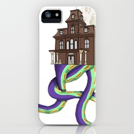 Dark House iPhone Case