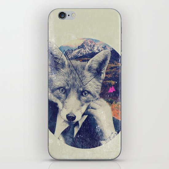 MCVIII iPhone & iPod Skin