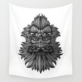 Ornate Dwarf Wall Tapestry