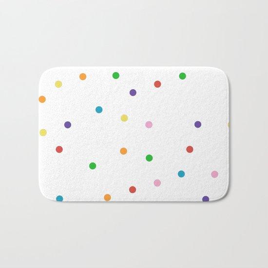 Candy Spots Bath Mat