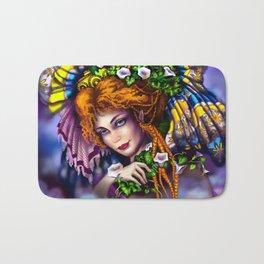 Fairy love and magic Bath Mat
