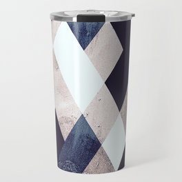 Burlesque texture Travel Mug