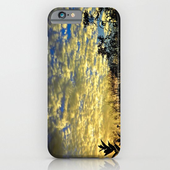 Shadows of Fall iPhone & iPod Case