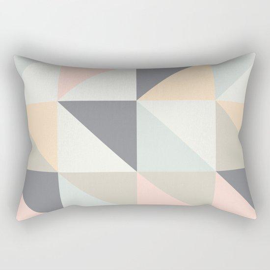 Lounge Pasteles Rectangular Pillow