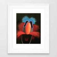 floyd Framed Art Prints featuring Floyd by JCarchidi