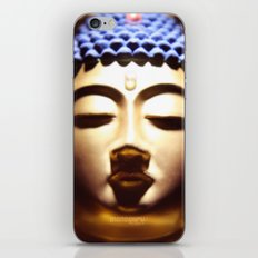 Buda Amida iPhone & iPod Skin