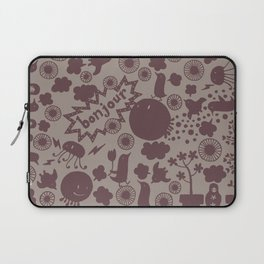 Hello Earth Laptop Sleeve