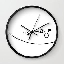 Formula 1 Racer car Motor sport Wall Clock