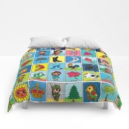 LOTERIA! Comforters