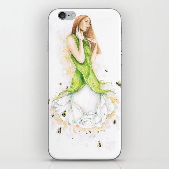 Petite fleur / Little Flower iPhone & iPod Skin