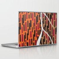 waterfall Laptop & iPad Skins featuring Waterfall by Sandyshow