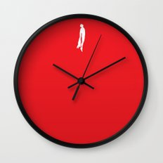Superman (1) Wall Clock