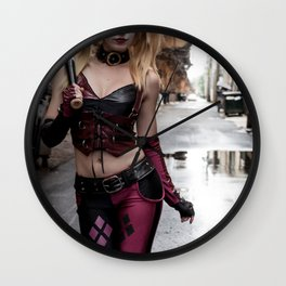Bridget Wall Clock