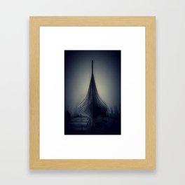 Viking Dream Framed Art Print