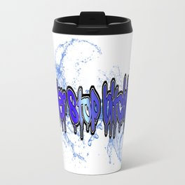 takiyaFonts Travel Mug