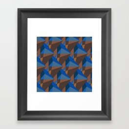 Earth Diamonds Framed Art Print