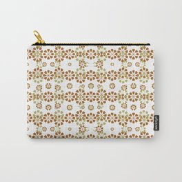 Colorful Graphic Pattern Carry-All Pouch