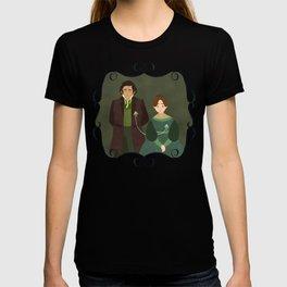 String (Jane Eyre) T-shirt