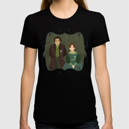 String (Jane Eyre) T-shirt