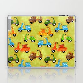 Mod Scooters Laptop & iPad Skin