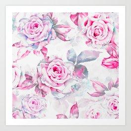ROSES4 Art Print