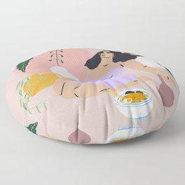 self Floor Pillow