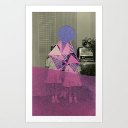 Young Witches Art Print