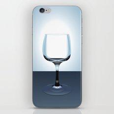 Glass Illustration iPhone & iPod Skin