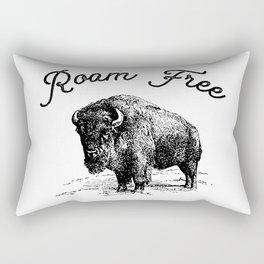 Roam Free Rectangular Pillow
