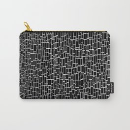 Black & White 9 Carry-All Pouch