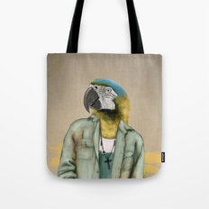I was a Parrot before it was Cool Tote Bag