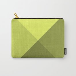 Simple , neon yellow Carry-All Pouch