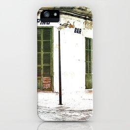 Bar Majorca iPhone Case