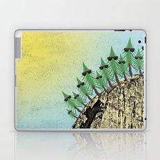 Sunning Trees Print Laptop & iPad Skin