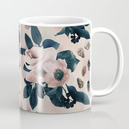 FLORAL PATTERN DS Coffee Mug