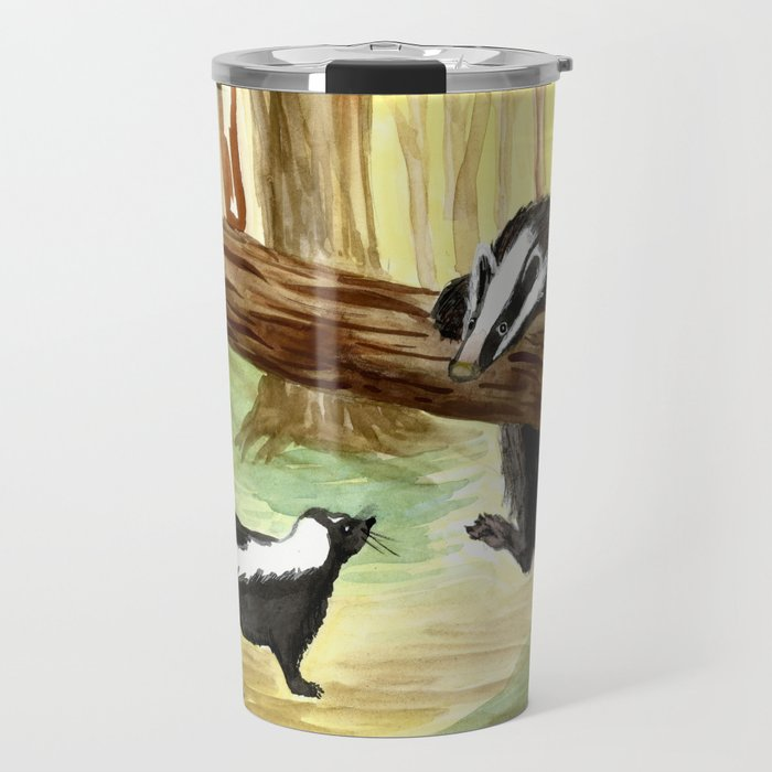 Skunk & Badger Travel Mug