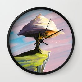 BLESSED TREE Wall Clock