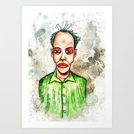Todd Solondz Art Print