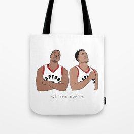 Kyle & DeMar Tote Bag