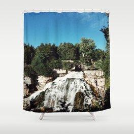 Ingliss Falls Shower Curtain