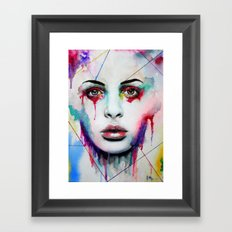 EXTENSION OF YOU Framed Art Print