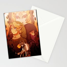 Legend of Zelda: Twilight Princess Stationery Cards