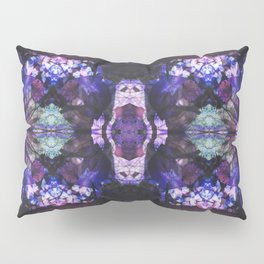 Psychedelic Tree Tops Pillow Sham