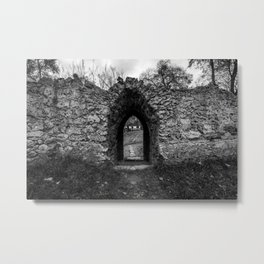 The path beyond Metal Print