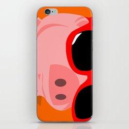 Cool Pig iPhone Skin