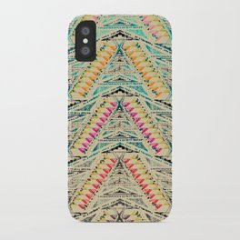 TEEPEE OMBRE iPhone Case