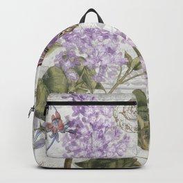 Victorian Romance II Backpack